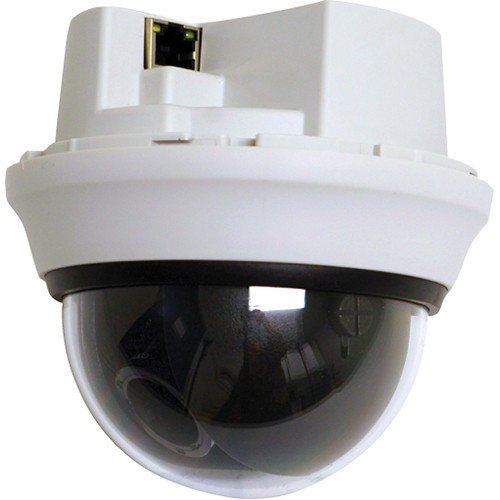 Honeywell equip H3D2F Network TDN Indoor Fixed Minidome Camera with 3-9mm MFZ Lens (NTSC)