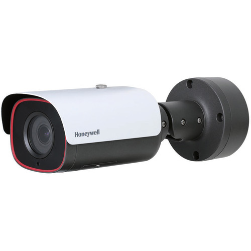 Honeywell equIP 2MP Outdoor Network Bullet Camera with 2.7-12mm Lens and Night Vision