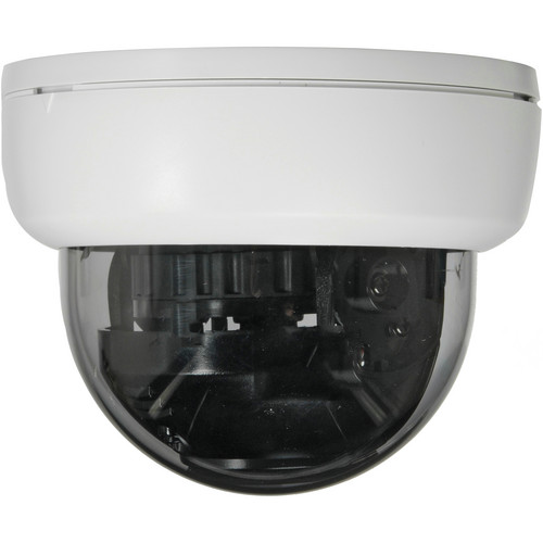 Honeywell HD41 High-Resolution Day/Night Indoor Fixed Mini-Dome Camera