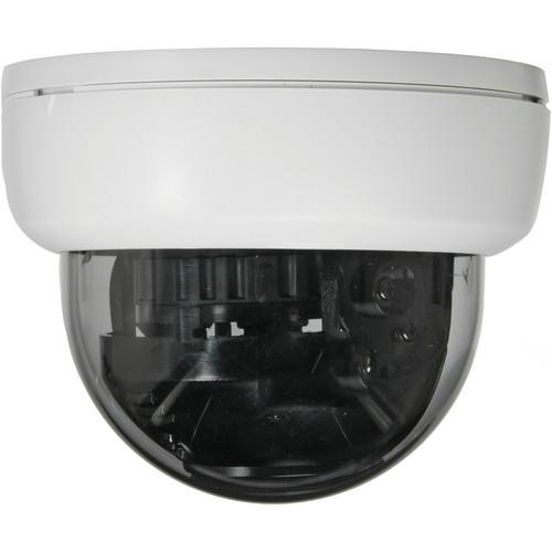 Honeywell HD41 High-Resolution Day/Night Indoor Fixed Mini-Dome Camera