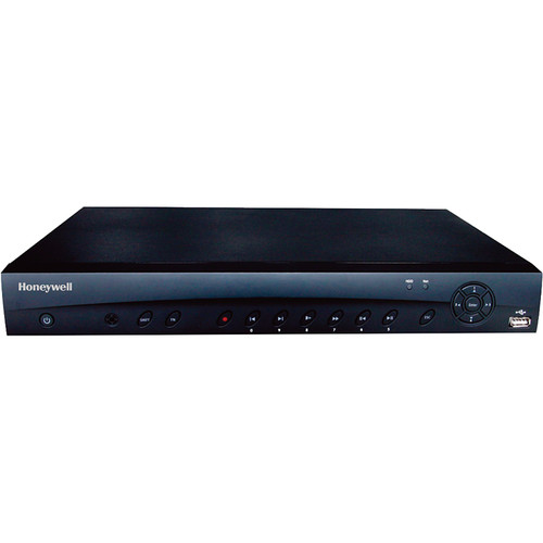 Honeywell Performance Series 4-Channel 4K UHD Embedded NVR with 1TB HDD