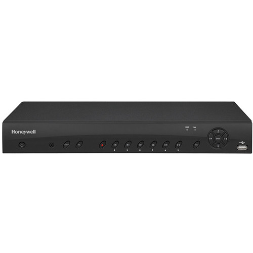 Honeywell Focus 8-Channel 12MP PoE NVR with 4TB HDD