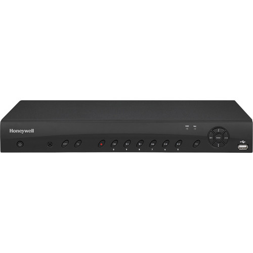 Honeywell Performance Series 16-Channel 4K UHD Embedded NVR with 2TB HDD