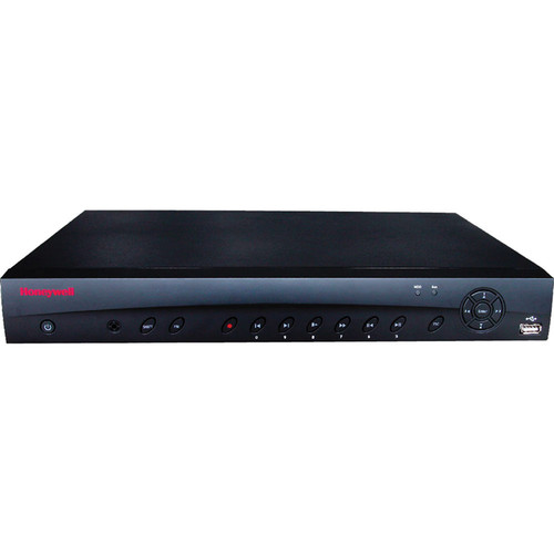 Honeywell Performance Series Focus 16-Channel 12MP PoE NVR with 8TB HDD