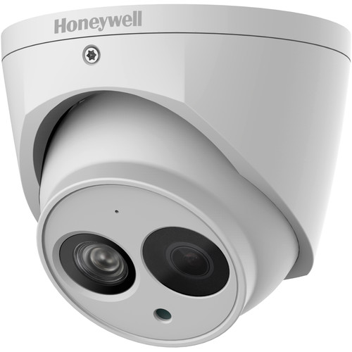 Honeywell Performance Series IP 4MP IR True Ball Camera with 2.8mm Lens (White)