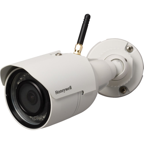 Honeywell IPCAM-WOC1 1080p Outdoor Wi-Fi Bullet Camera with Night Vision