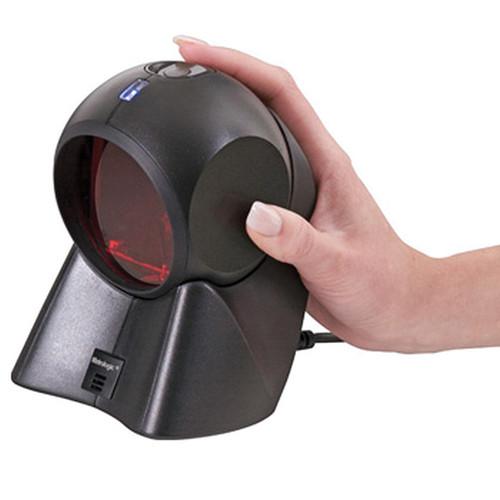 Honeywell Orbit 7120 Omnidirectional Laser Scanner Kit (Black)