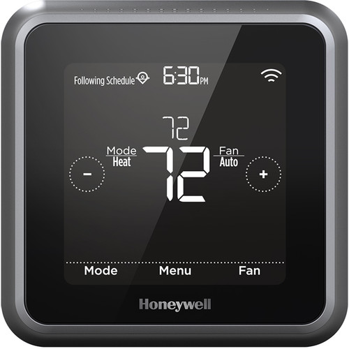 Honeywell T5+ Wi-Fi Touchscreen Thermostat with Power Adapter