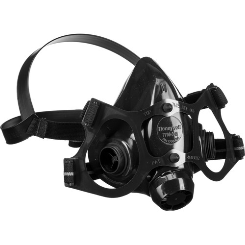 Honeywell Safety Products 770030M Dual Element Respirator Half Mask (Medium)