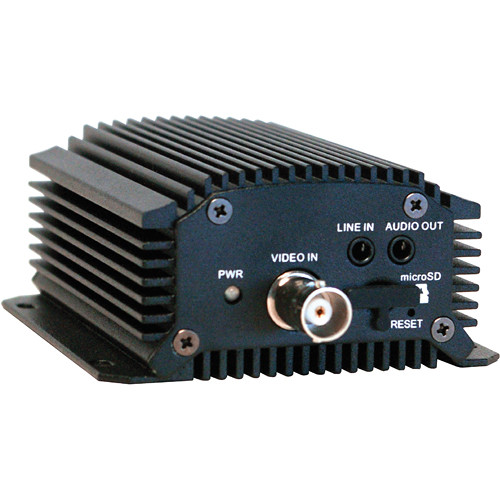 Honeywell HVE1 1-Channel H.264 Video/Audio Encoder