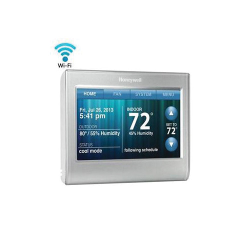 Honeywell RTH9580 Wi-Fi 7-Day Programmable Touchscreen Thermostat