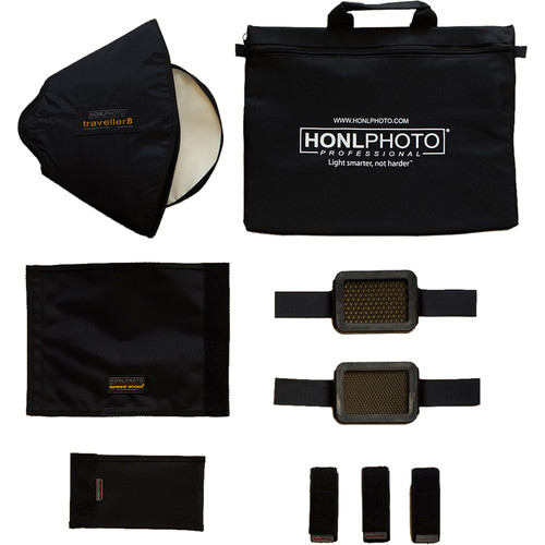 Honl Photo 9-Piece Advanced Lighting Kit