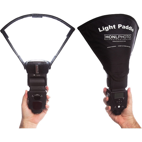 Honl Photo 3-in-1 Light Paddle Flash Reflector