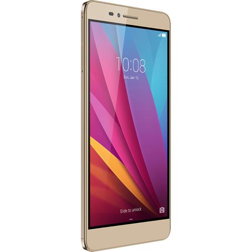 Huawei 5X 16GB Smartphone (Unlocked, Gold)