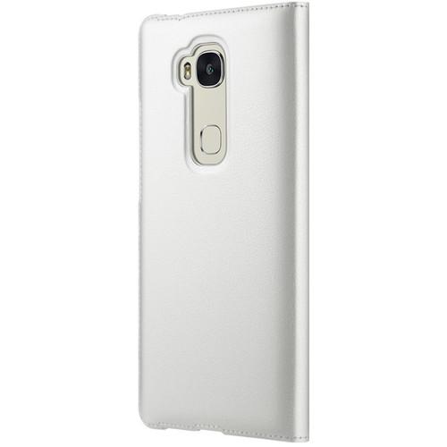 Huawei 5X Flipcover (White)