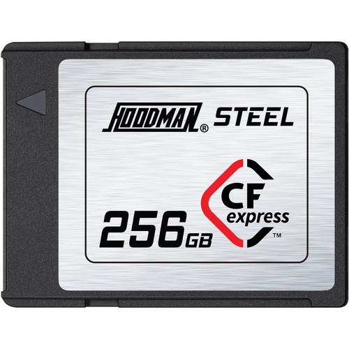 Hoodman 256GB Steel CFexpress Memory Card