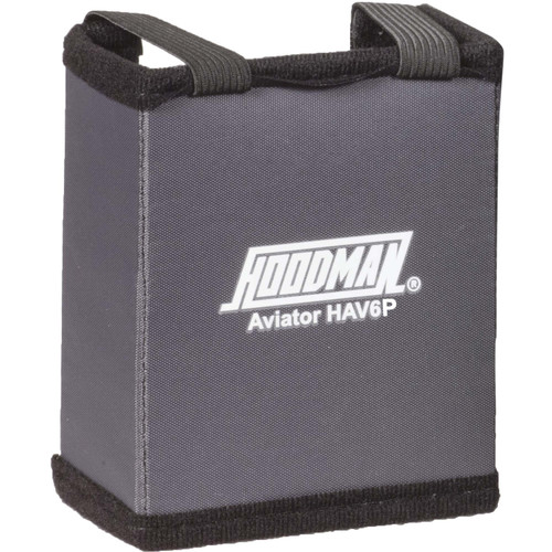 "Hoodman HAV6P Drone Aviator Hood for iPhone 6/7/8 Plus, DJI CrystalSky 5.5"", DJI Mavic Pro"