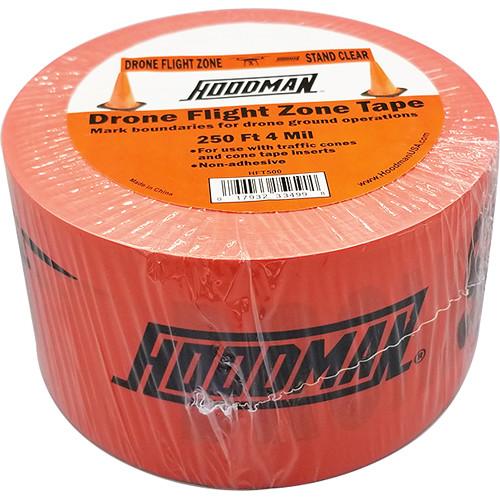 Hoodman Drone Flight Zone Tape (1 Roll)
