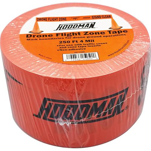 Hoodman Drone Flight Zone Tape (24-Pack)