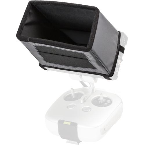 "Hoodman Drone Aviator Hood for Select 7"" FPV Monitors"