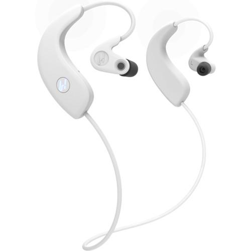 Hooke Audio Verse Wireless In-Ear Binaural 3D Audio Recording Headphones (White)