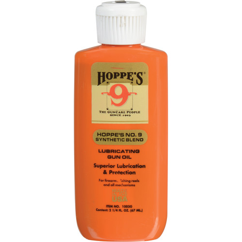 Hoppes Synthetic Blend Lubricating Oil (2 oz Bottle)