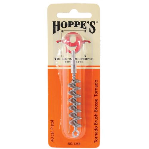 Hoppes Tornado Brush (.40 Caliber Pistols)