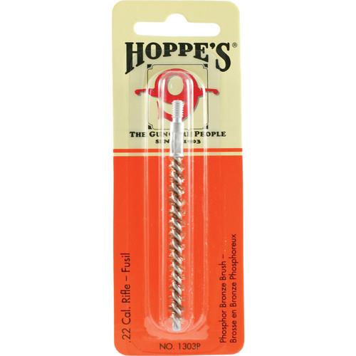 Hoppes Nylon Cleaning Brush for .22 Caliber Rifles