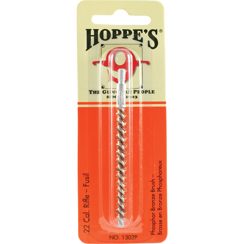 Hoppes Nylon Cleaning Brush for .270 Caliber and 7mm Rifles