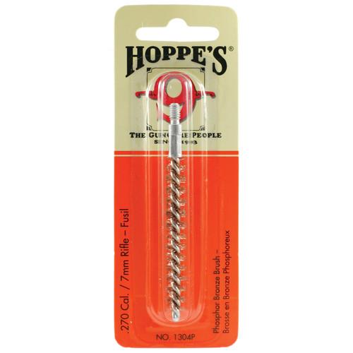 Hoppes Phosphor Bronze Brush for .270 Cal, 7mm Rifles
