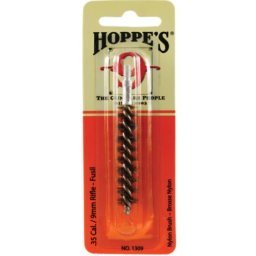 Hoppes Nylon Cleaning Brush for .40 Caliber and 10mm Pistols