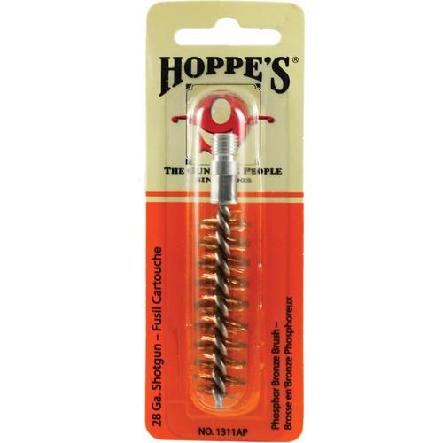 Hoppes Phosphor Bronze Shotgun Brush for 28-Gauge