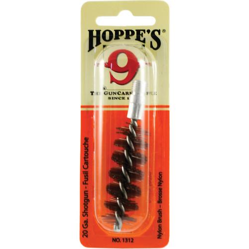 Hoppes Nylon Cleaning Brush for 20 Gauge Shotguns