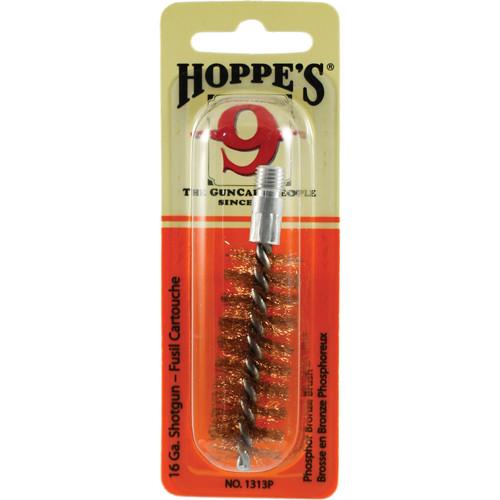 Hoppes Phosphor Bronze Shotgun Brush for 16-Gauge