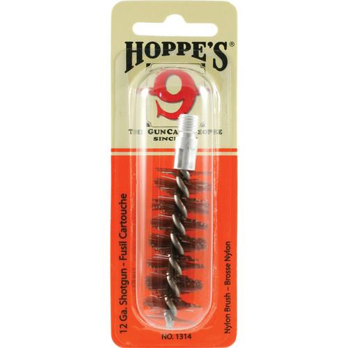 Hoppes Nylon Cleaning Brush for 12 Gauge Shotguns