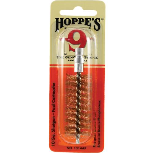 Hoppes Phosphor Bronze Shotgun Brush for 10-Gauge