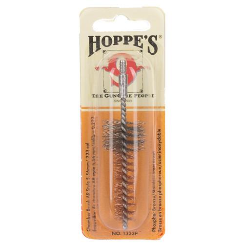 Hoppes AR Chamber Brush for 5.56mm/.223