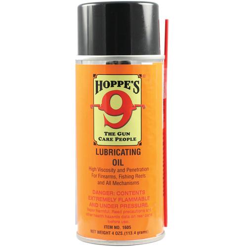 Hoppes Lubricating Oil in Aerosol Can (4 oz)