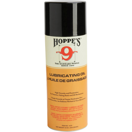 Hoppes Lubricating Oil in Aerosol Can (10 oz)