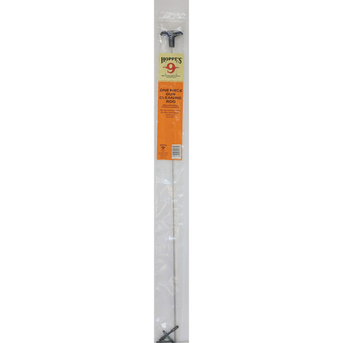 Hoppes Bench Rest Stainless Steel Cleaning Rod (Rifles/Shotguns)