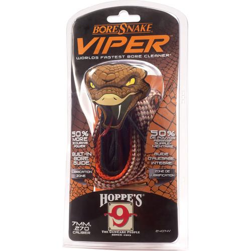 Hoppes BoreSnake Viper (7mm, .270, .284, .280 Cal Rifles)