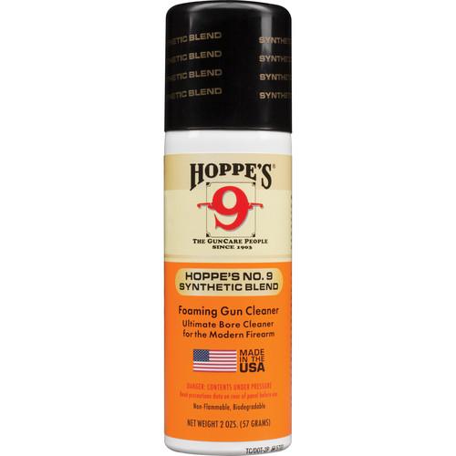 Hoppes Famous No.9 Gun Bore Cleaner (2 Ounce Aerosol Can)