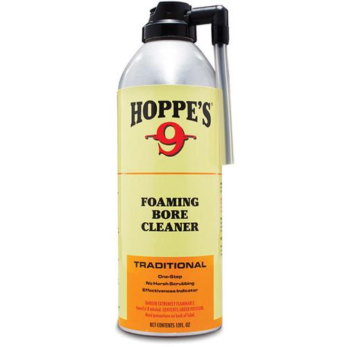 Hoppes Foaming Bore Cleaner (12 oz Bottle)
