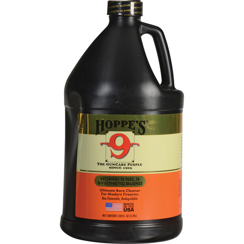 Hoppes No.9 Synthetic Blend Bore Cleaner (1-Gallon Jug)