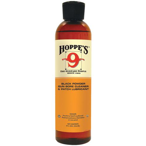 Hoppes Black Powder Gun Bore Cleaner and Lubricant (8 oz)