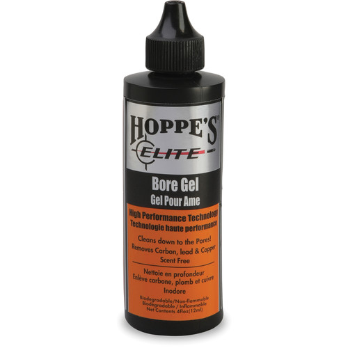 Hoppes Elite Bore Gel (4oz Bottle)