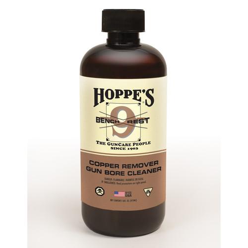 Hoppes Bench Rest 9 Copper Solvent (1 Pint)
