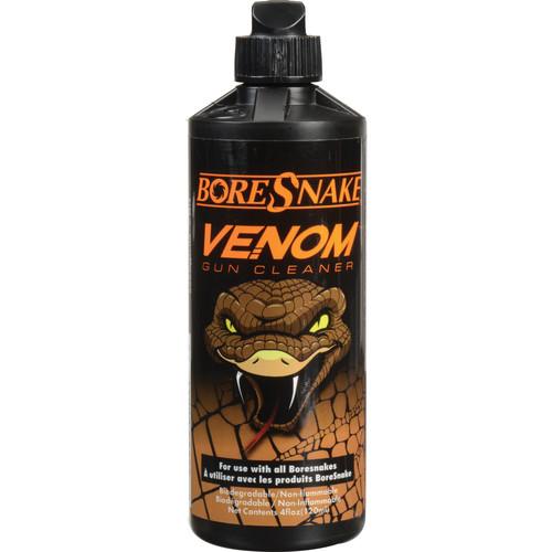 Hoppes BoreSnake Venom Gun Cleaner (4oz Bottle)