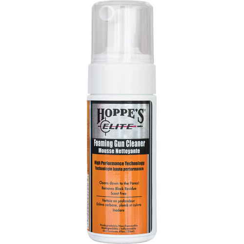 hoppes elite gun cleaner instructions