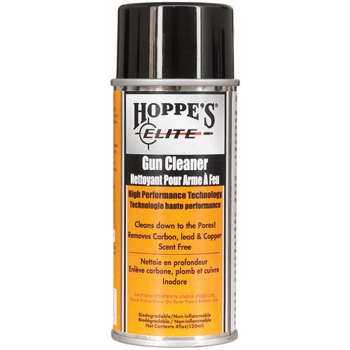 Hoppes Elite Gun Cleaner (4oz Aerosol Can)